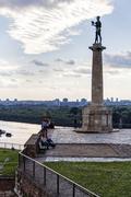 Belgrade victor monument Kuvituskuvat