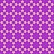 Bright spring background image of flowers of lilac color. - stock illustration