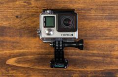 GoPro Hero 4 Black Kuvituskuvat
