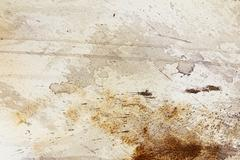 abstract painting with blurry and stained structure. metal rust effect with - stock illustration