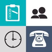 Customer service design Piirros