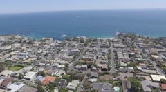 Laguna Beach, California Stock Footage