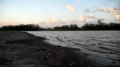 Frio river. Cano Negro, Costa Rica Stock Footage