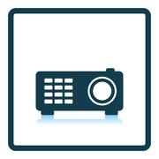Video projector icon Piirros