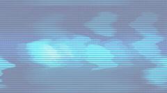 Bokeh lights loop signal  Stock Footage