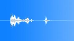 House Keys Drop Gravel - sound effect