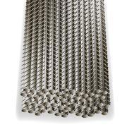 Rebars, Reinforcement Steel Construction Armature. Stock Illustration