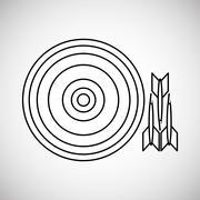 Toy design. Childhood icon. Flat illustration, vector graphic Stock Illustration