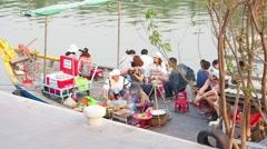 HOI AN, VIETNAM Stock Footage
