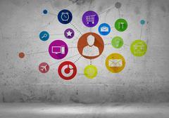 User interface Stock Photos