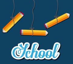Back to school season Stock Illustration