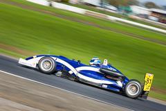Shannons Nationals, Round 3, Winton Motor Raceway. June 10-12 Stock Photos