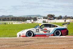 Shannons Nationals, Round 3, Winton Motor Raceway. June 12, 2016 Stock Photos