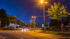 Kiel | Traffic @ Holtenauer - III Stock Footage