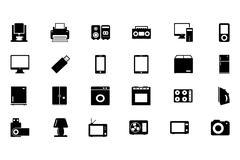 Electronics-1 - stock illustration