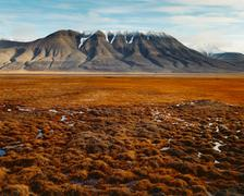 Arctic island of Svalbard/Spitzbergen Stock Photos