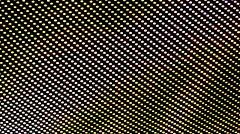 Colorful LED Display - Las Vegas - stock footage