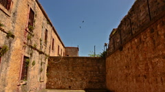 Historical Sinop Prison was a state prison situated in the inside of the Sinop F - stock footage