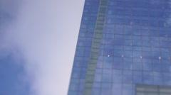 Philadelphia Comcast Building Timelapse Stock Footage