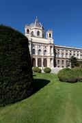 Natural History Museum, Vienna, Austria Stock Photos