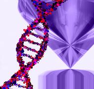 Dna concept Stock Illustration
