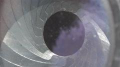 Lens Iris Aperture - stock footage