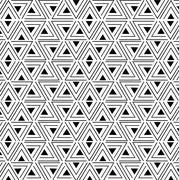 Background wallpaper design, geometric abstract pattern Stock Illustration