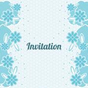 Decorative design illustration Stock Illustration