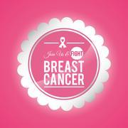 Cancer design illustration Stock Illustration
