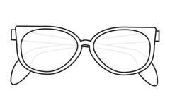 Sunglasses icon Stock Illustration