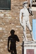 David by Michelangelo Stock Photos