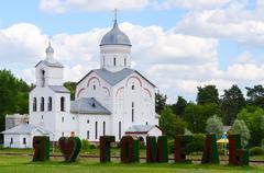 Church of St. Alexander Nevsky, Gomel, Belarus - stock photo