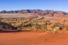 The NamibRand Nature Reserve, Namibia Stock Photos