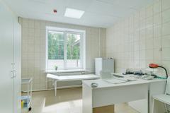 Star City hospital interior - stock photo