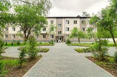 Star City hospital building Kuvituskuvat