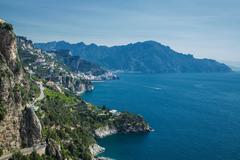 Amalfi Coast, Campania, Italy Stock Photos