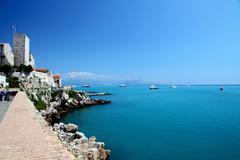 Antibes, Provence-Alpes-Cote d'Azur, France Stock Photos