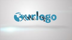 Logo Reveal Machine Stock After Effects