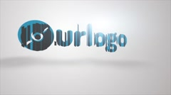 True Logo Reveal - stock after effects