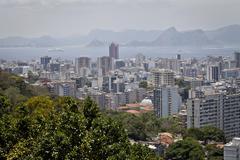 Elevated view, Rio de Janeiro, Brazil Kuvituskuvat