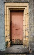 Rustic Old Door Stock Photos