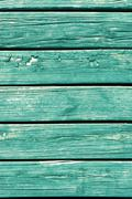 Colorful retro wood board panel background texture - stock photo