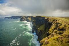Cliffs of Moher, Liscannor, County Clare, Ireland Kuvituskuvat