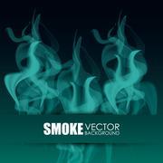 Smoke icon design , vector illustration Stock Illustration