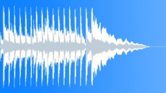 Soaring High (WP) 13 Alt2 Bumper ( positive,optimistic,tag,end,closing,short ) Stock Music