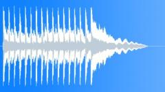 Soaring High (WP) 12 Alt1 Bumper ( positive,optimistic,ending,tag,logo,short ) Stock Music