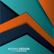Material  background design - stock illustration