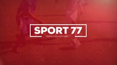 Sport 77 Sport pack Stock After Effects