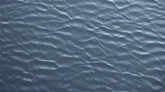 Amazing closeup nature texture of running ripple on the water. - stock footage