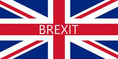 Vector Great Britain referendum on secession from the European Union Stock Illustration
